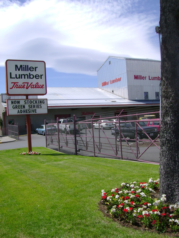 Bend W General Office Miller Lumber
